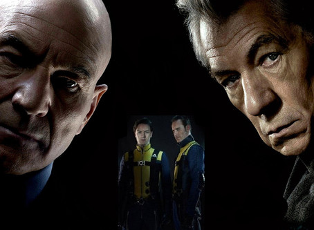 Ian McKellen e Patrick Stewart Estarão em X-Men: Days of Past Future