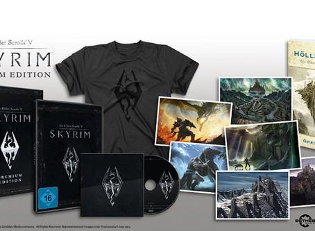 Skyrim Receberá Premium Edition