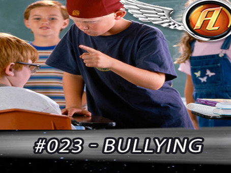 Aerolitos Podcast #023 – Bullying