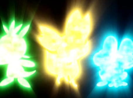 Pokemon X e Y, a SEXTA geração Pokemon