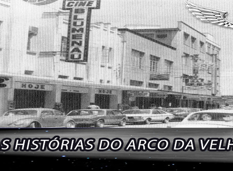 Aerolitos Podcast #037 – As Histórias do Arco da Velha!