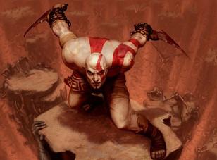 God of War e os Deuses da Guerra