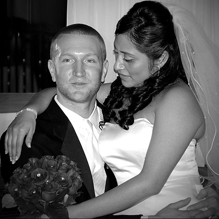 "Bride & Groom ""Proud"""
