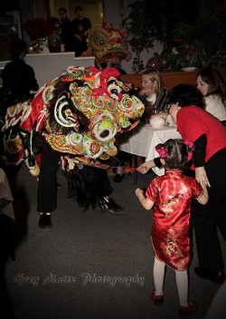 Lion Dance by Kwan's Kung-Fu Studio