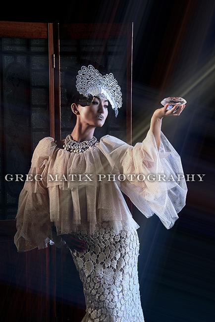 Model: Nomi Ganbold