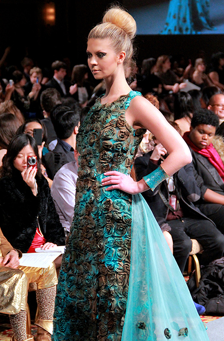 Couture Fashion Week, NYC