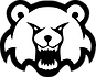 Brandon-Grizzly-LOGO Head  BW.png
