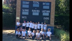 Kwik Cricket Cluster