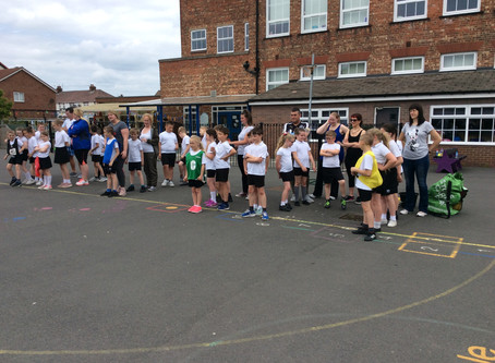 Year 4 PE Morning
