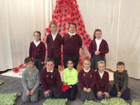 Remembrance at Summerhill