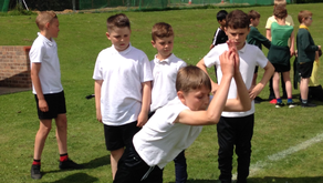Year 5 and 6 Quad Kids Athletic Competition