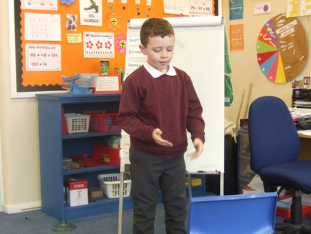 Year 2/3 Action Songs