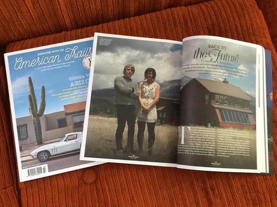 American Trails Magazine Feature 2020