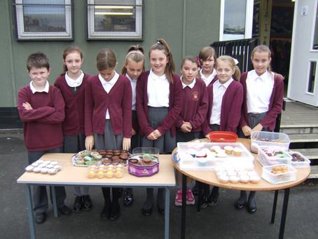 Class 9 Cake Sale