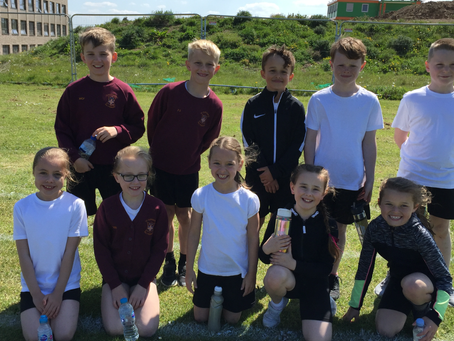 Years 3 and 4 Athletics Event