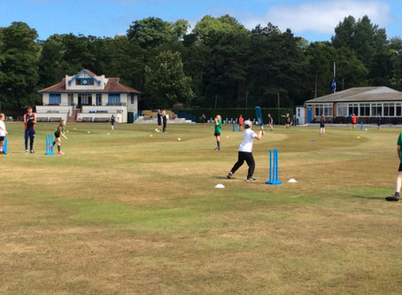 Y5 Kwik Cricket Final
