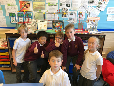 Year 4 Bridge Building