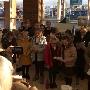 Christmas Choir for NSPCC