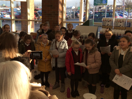 Christmas Choir for NSPCC