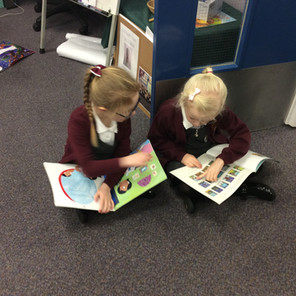 Reception Love to Read