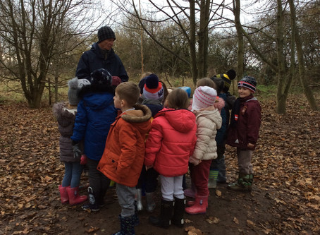Early Years Visit Summerhill