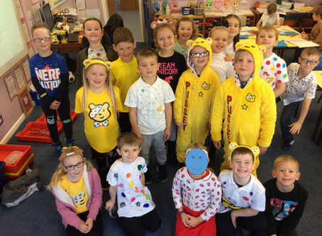 All Dressed Up for Children in Need 2019