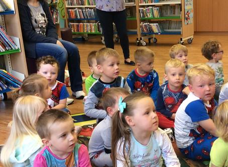 Nursery Library Visit