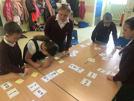 Year 4 Fractions and Decimals