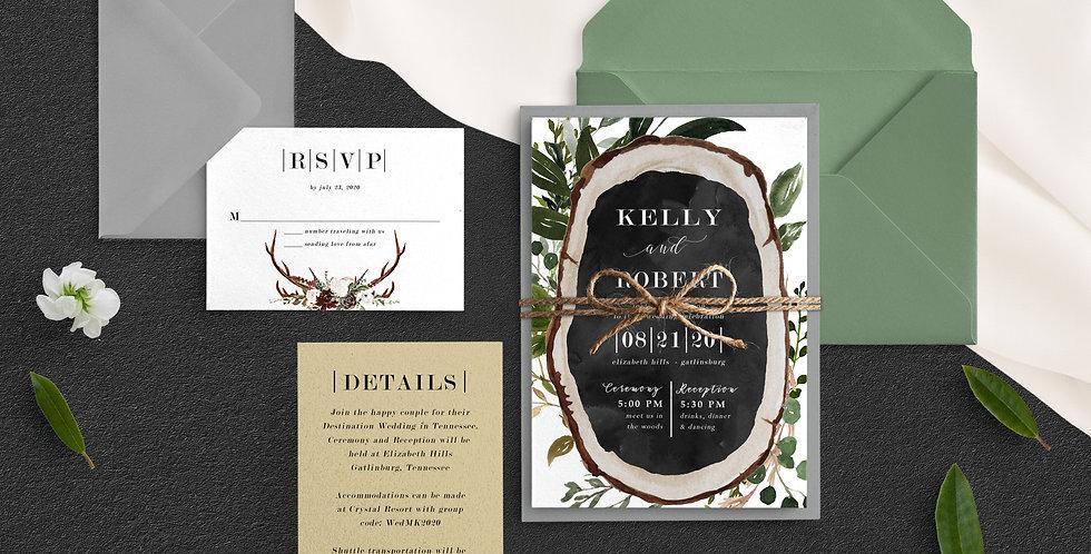 Rustic Boho, Kelly Suite