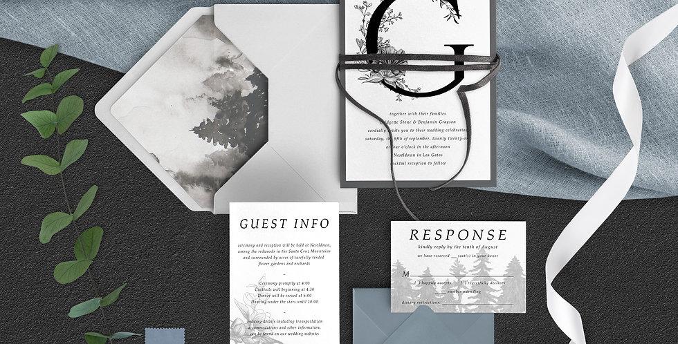 Forest Theme, Bridgette Suite