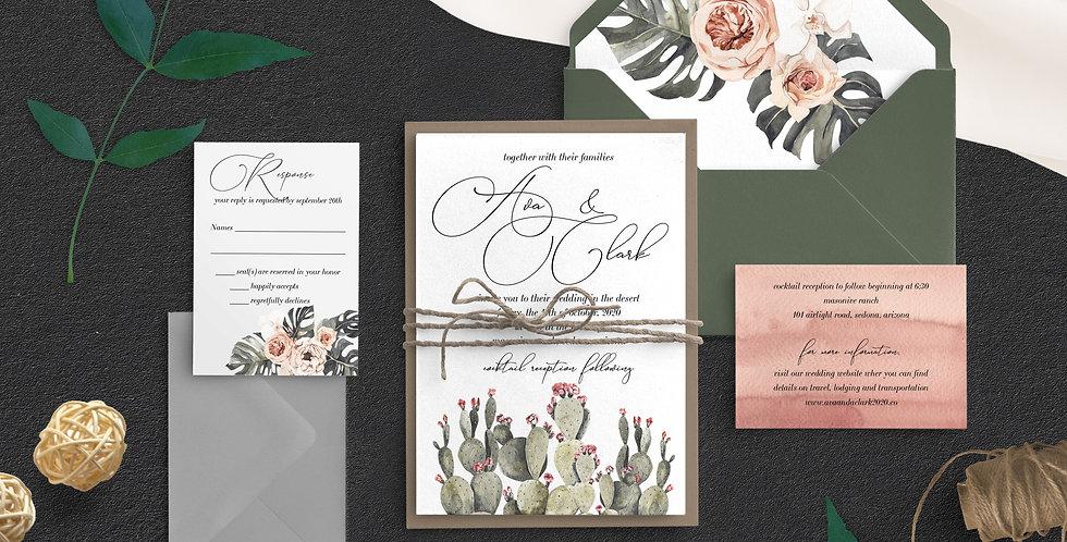 Boho Wedding, Ava Suite