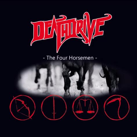 Deathdrive - The Four Horsemen EP
