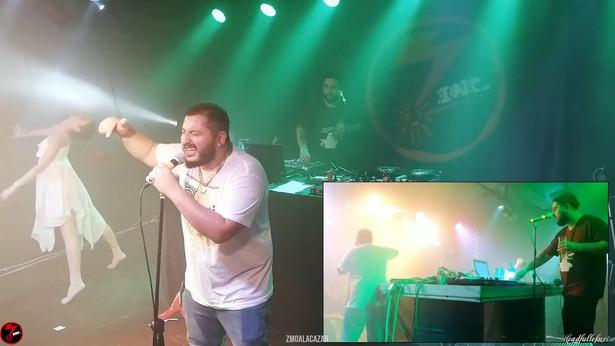 Zmoalacazan /w Egris Live @ fabrica