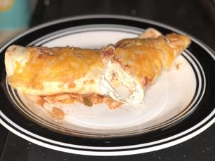Molly's Cream Cheese Chicken Enchiladas