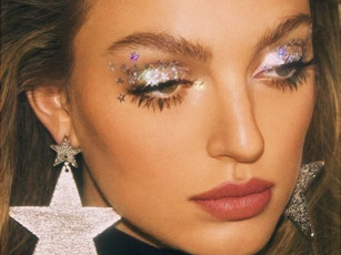 Disco Makeup is Alive & Popping