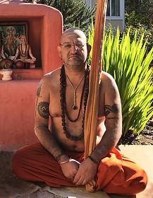 Bhajananandaholymotherpuja.jpg