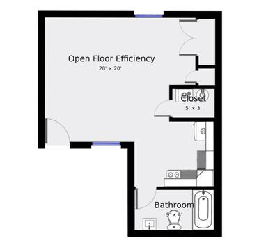 Smithfield Unit 236 Studio  floor plan.j