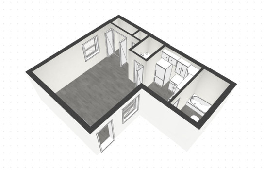 Smithfield Unit 236 Studio  pic 2.jpg