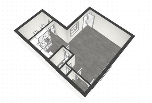 Smithfield Unit 236 Studio  pic 3.jpg