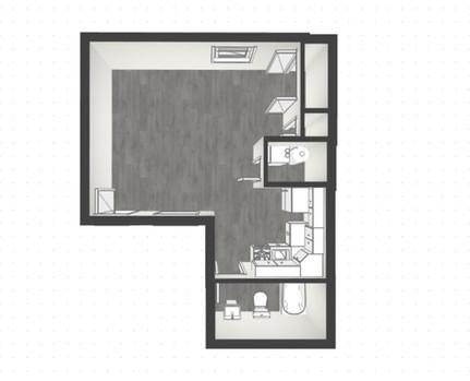 Smithfield Unit 236 Studio  pic 1.jpg
