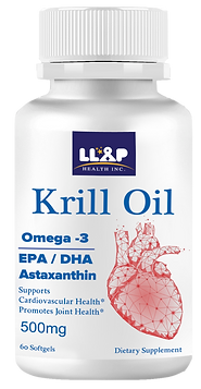 Krill Oil 500 mg Omega 3 EPA DHA astaxanthin.png