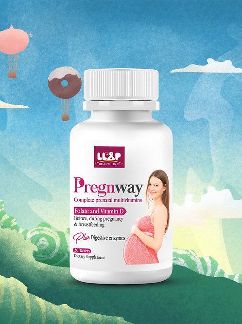 Pregnway Prenatal Vitamins