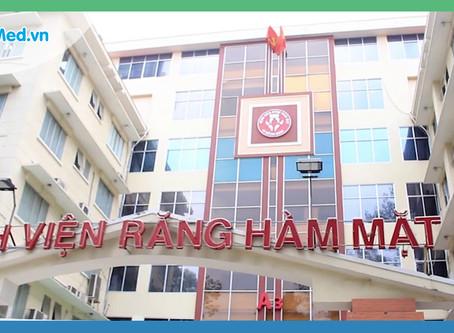 Giải pháp Wifi tại Bệnh viện Răng Hàm Mặt TP.HCM - Case Study