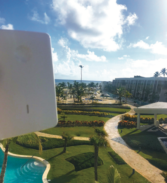 ePMP and cnPilotTM Connecting in the Caribbean - backhaul case study