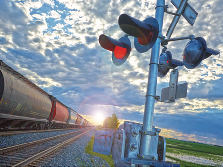 First in Class Wi-Fi forClass 1 Freight Rail Operator with Cambium Networks - Case Study