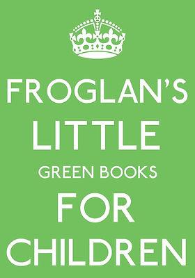 Froglans Little Green Books For Children