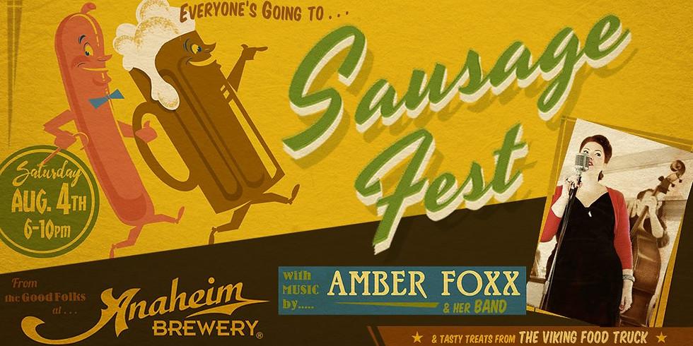 Anaheim Brewery presents Sausage Fest