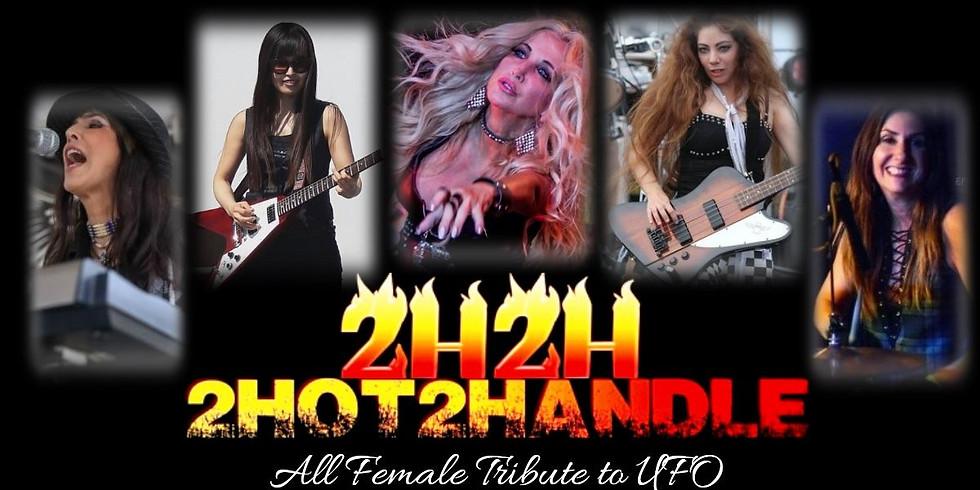 2Hot2Handle (Female tribute to UFO)