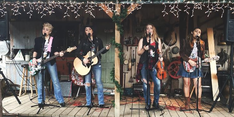 Live Music From: Darden Sisters (Western Swing)