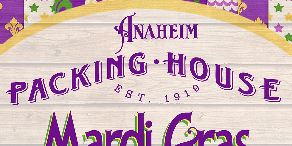 Live Mardi Gras Music From: Red Hot BBQ Kings